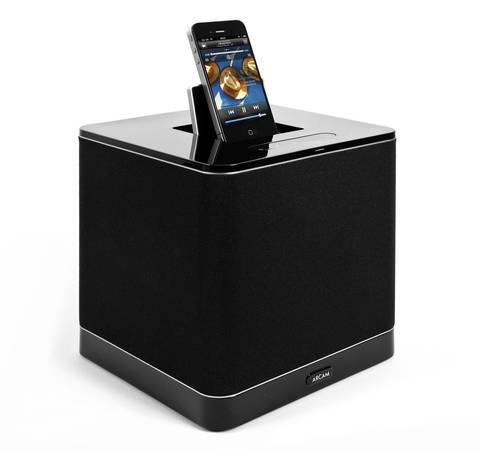 Arcam Rcube Portable Ipod speaker system new price, free shipping