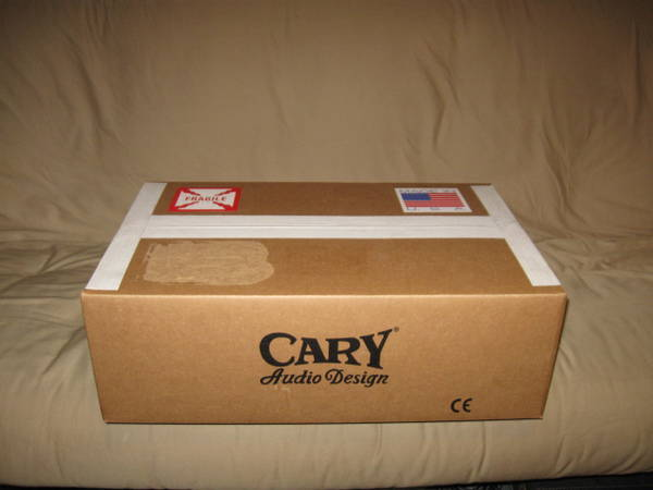 Cary  Dvd8        All format disc player (black) new factory sealed box