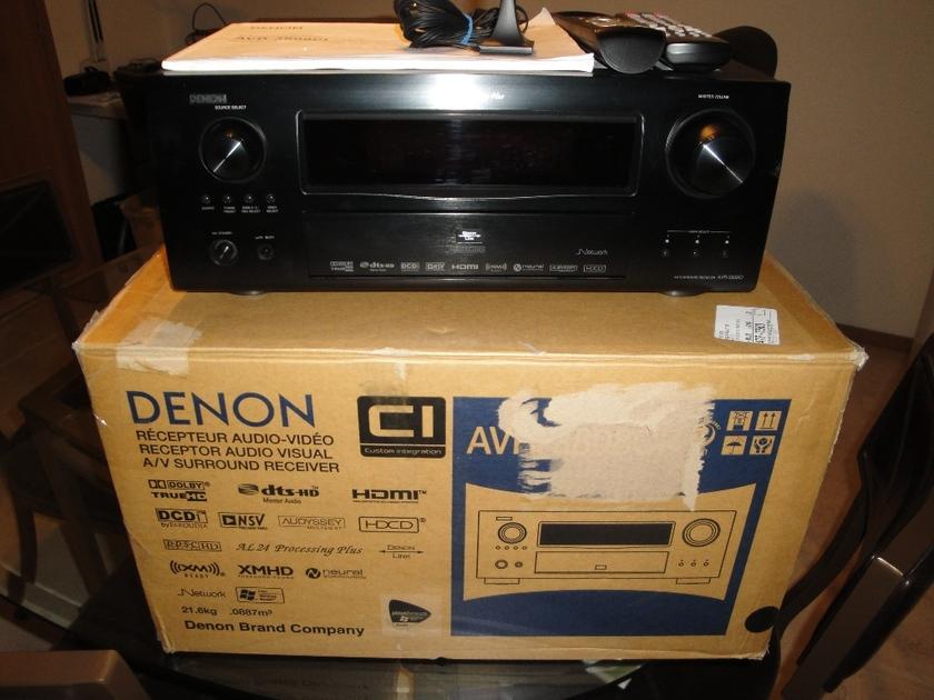 Denon AVR-3808Ci Receiver