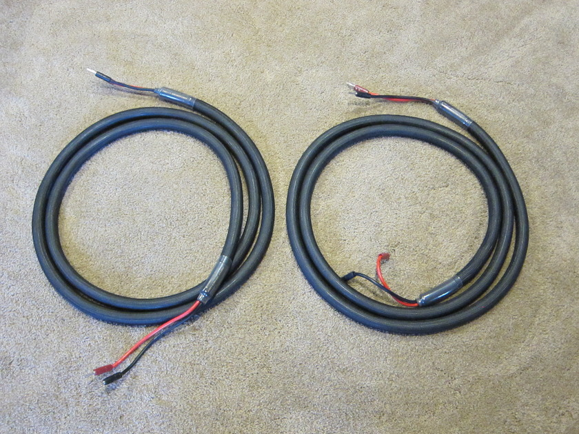 Harmonic Technology PRO-11+     12' pair with AQ bananas Speaker Cables
