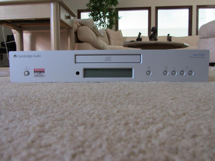 Cambridge 640C CD Player
