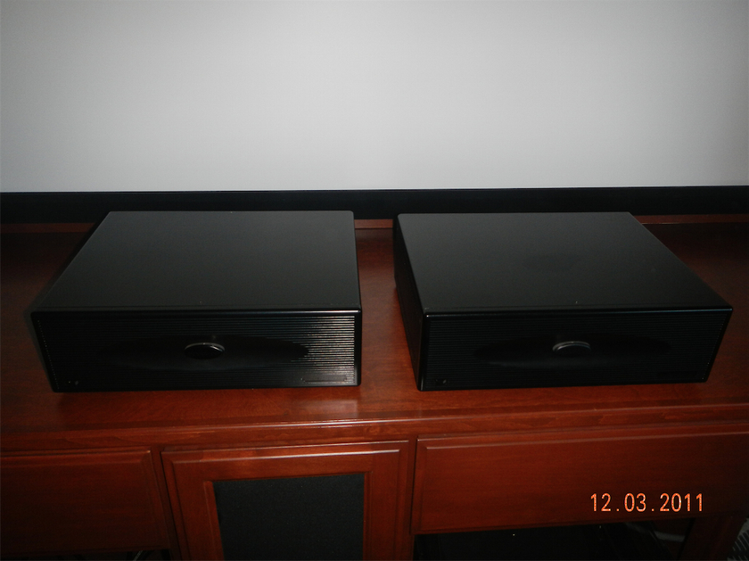 Spectron Audio Pair Musician III Mk2 Mint pair with V-cap upgrade
