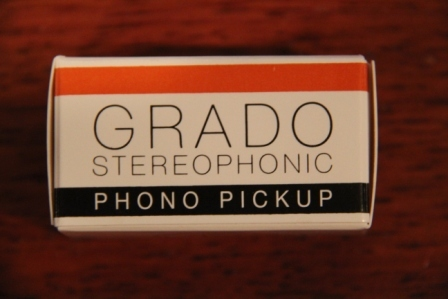 Grado Gold Prestige Stereo Cartridge