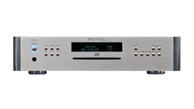 Rotel RCD-1520 Silver