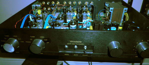 Woodside SC26 with Phono