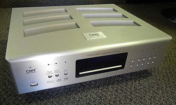 CARY AUDIO  CD 306 SACD PROFESSIONAL VERSION (230V)