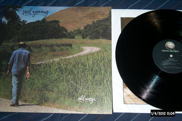 Neil young - Old Ways lp nm