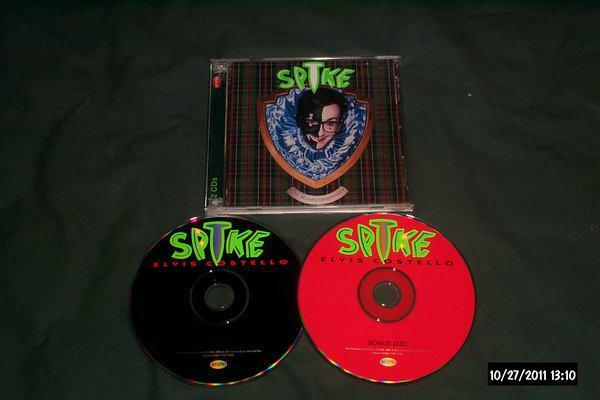 Elvis costello - Spike 2 cd set nm