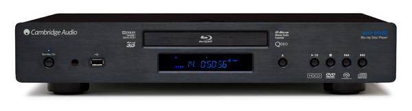 Cambridge Audio 651BD Blu-ray universal player, new with full warranty