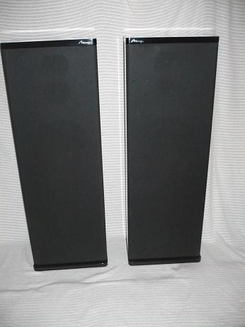 Mirage  M3Si Bipolar speakers Monumental and Massive! Dynamic and Expressive!
