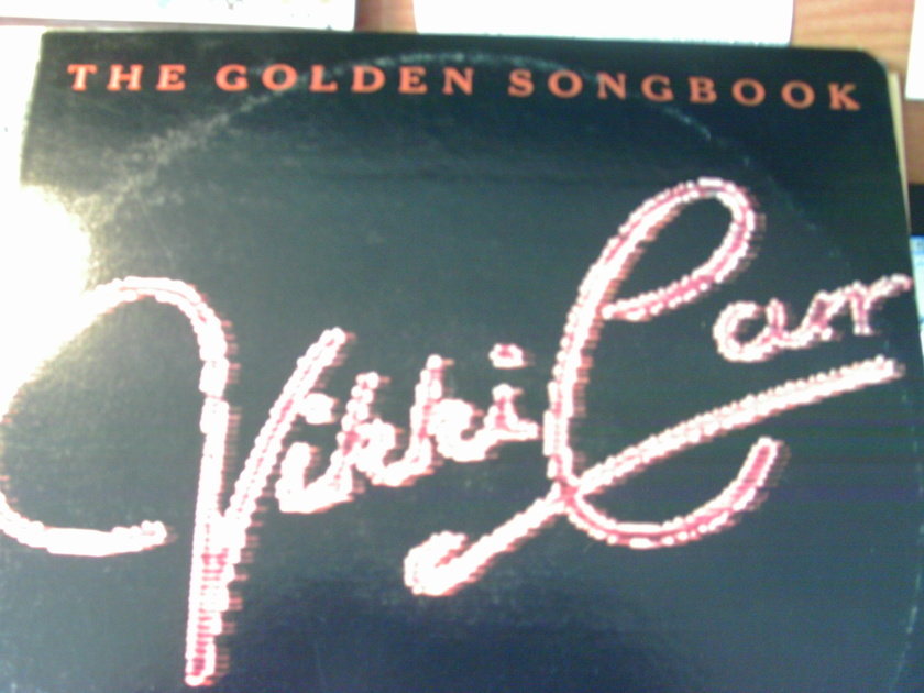 VIKKI CARR - THE GOLDEN SONGBOOK 2 record set