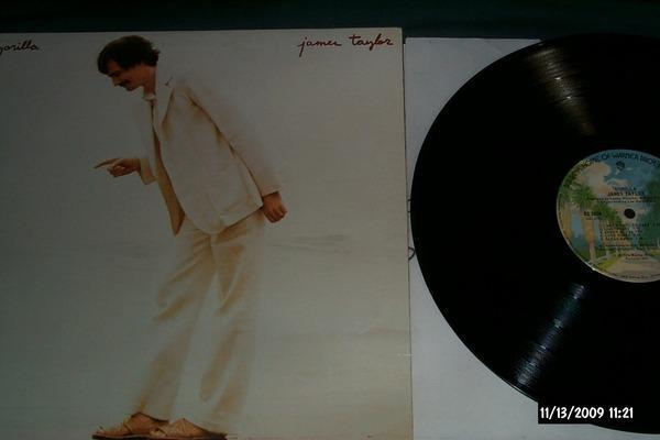 James Taylor - Gorilla first pressing 1975 nm