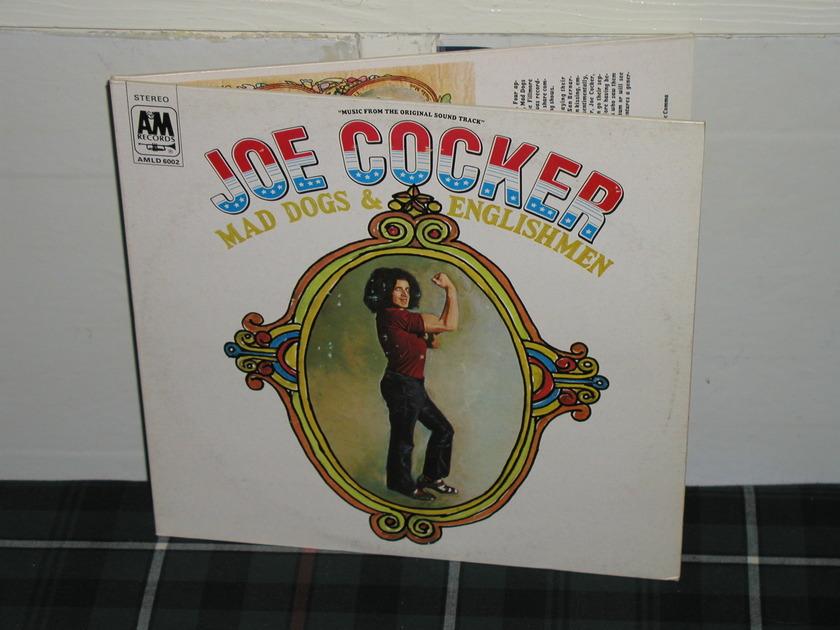 Joe Cocker - Mad Dogs & Englishmen (Pics) UK Import AMLD 6002
