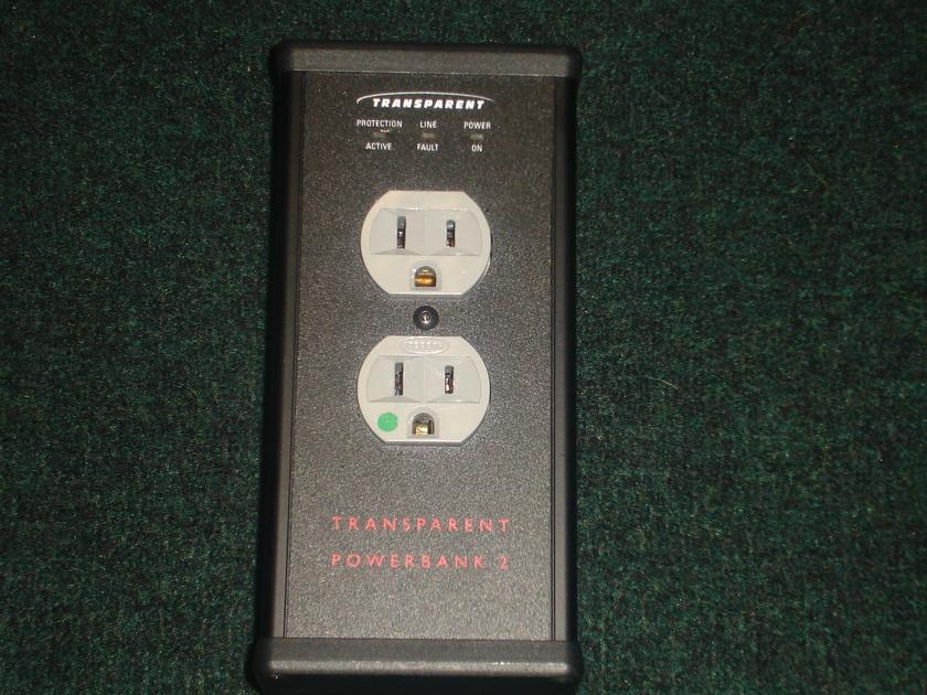Transparent Audio Powerbank 2 power conditioner