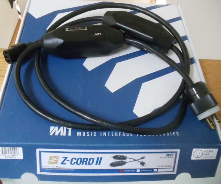 MIT Z-Cord II 2M Power Cord