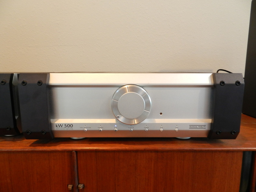 Musical Fidelity KW 500 Hybrid Integrated