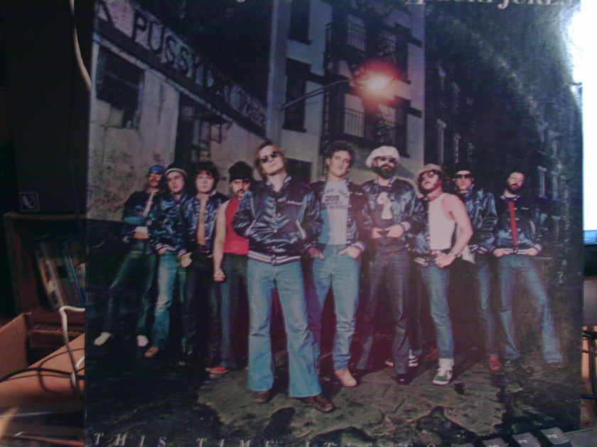 SOUTHSIDE JOHNNY - THIS TIME ITS FOR REAL