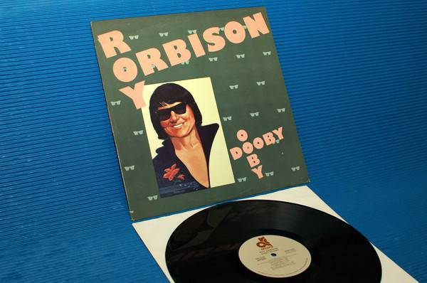 "ROY ORBISON -  - ""Ooby Dooby"" -  Accord 1981"