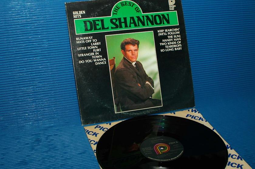 "DEL SHANNON -   - ""Golden Hits"" -  Pickwick 1978"