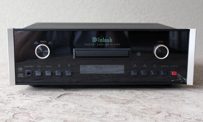 McINTOSH MCD201 Sacd/CD Player lowest price ever,trades, free layaway
