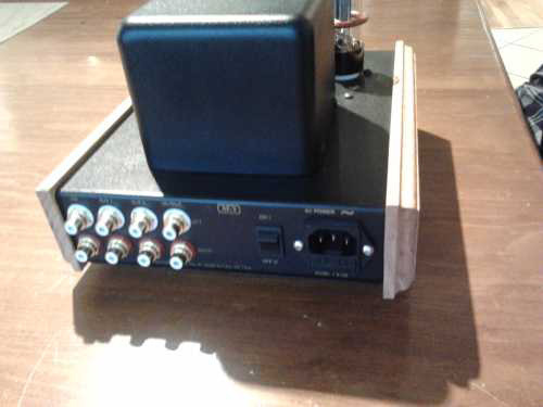Cary/AE-3  tube preamp