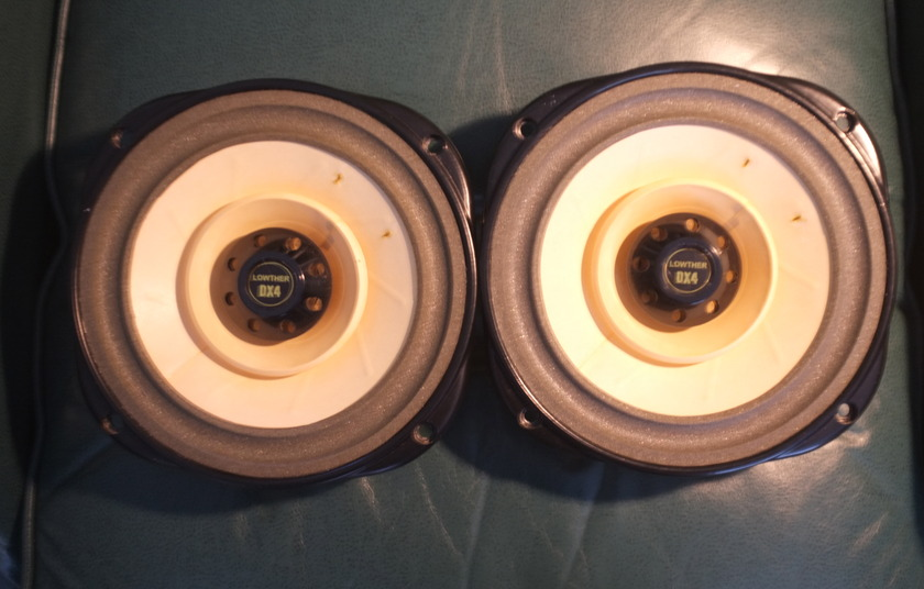 Lowther DX4 Full Range Drivers