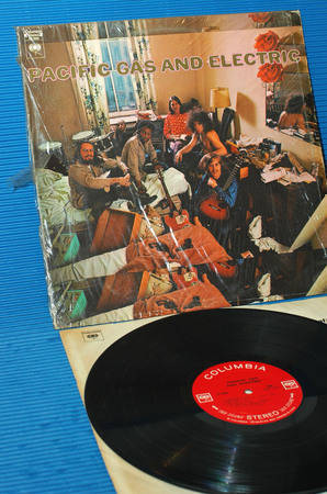 """PACIFIC GAS & ELECTRIC -  - """"Same Title"""" -  Columbia '2 eye' 1969 stereo"""