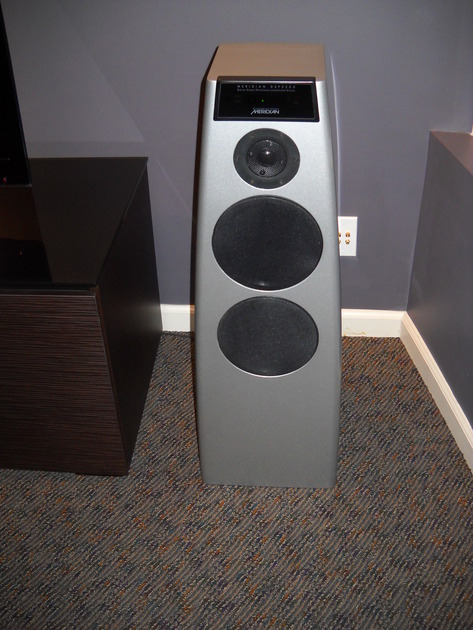 Meridian DSP 5200 + DSP 5200HC 5 channel system