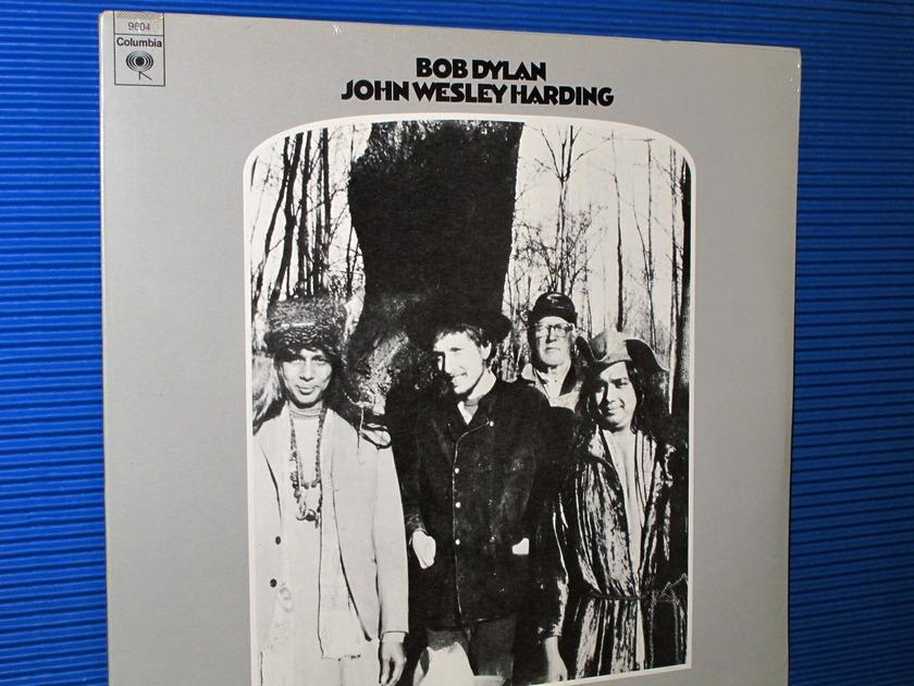 "BOB DYLAN -  - "" John Wesley Harding"" -  Columbia 1981 Sealed"
