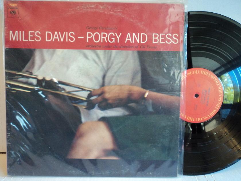 Miles Davis - Porgy and Bess PC 8085 NM-