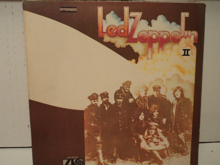Led Zeppelin - II SD 8236