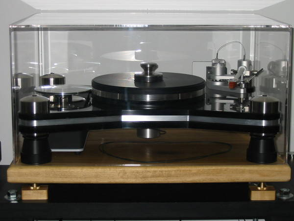 Vpi Scout Cover Stereo Squares plinth top 3