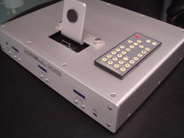 Krell KID (Krell Interface Dock) iPod Preamplifier - SWEET!