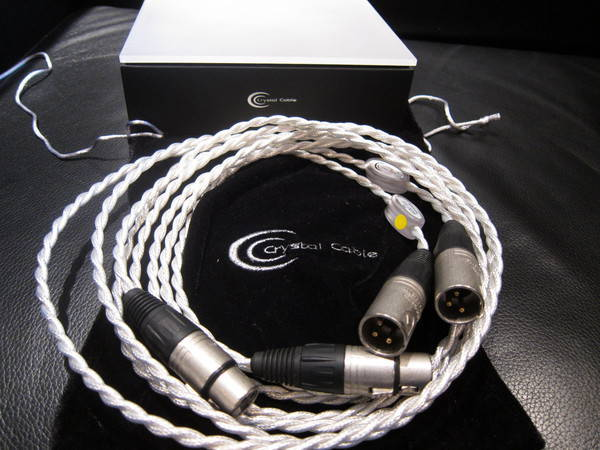 Crystal Cable Ultra 2 meter xlr - HOT DEAL!!!