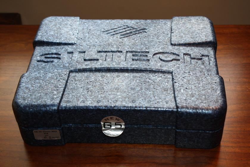 Siltech G5 SQ-28 Classic Mk2 - XLR 0.5 Meter Interconnect In Box