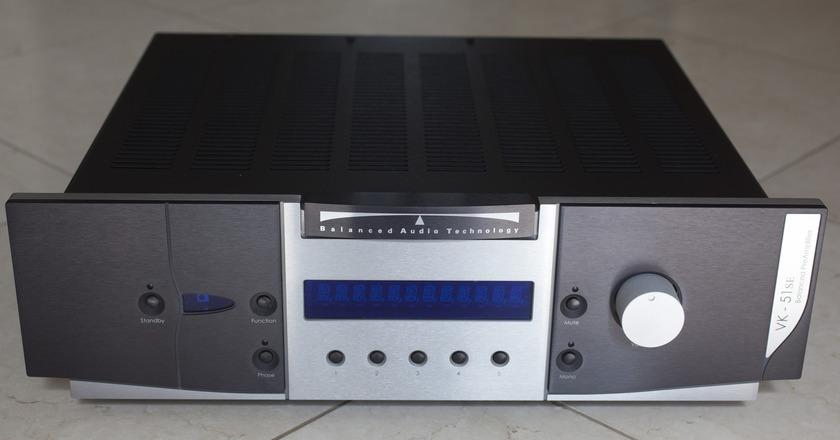 BAT VK-51SE Pre-amplifier
