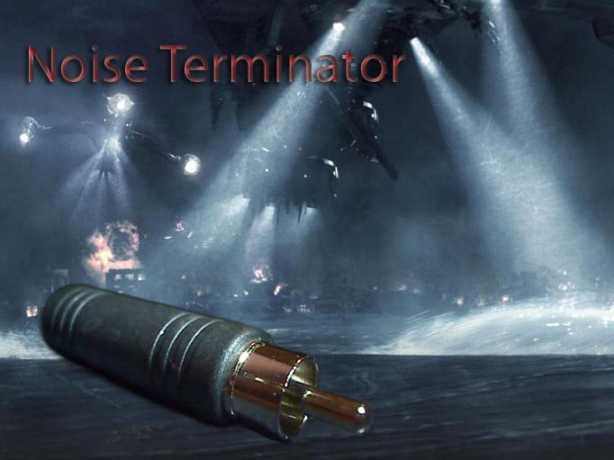 Coconut-Audio Noise Terminator 8-pack (b-stock) Tweak of Year!