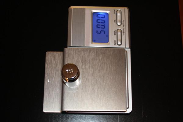 Steve Blinn Designs Stylus Force Gauge digital gauge 1/100gm accuracy