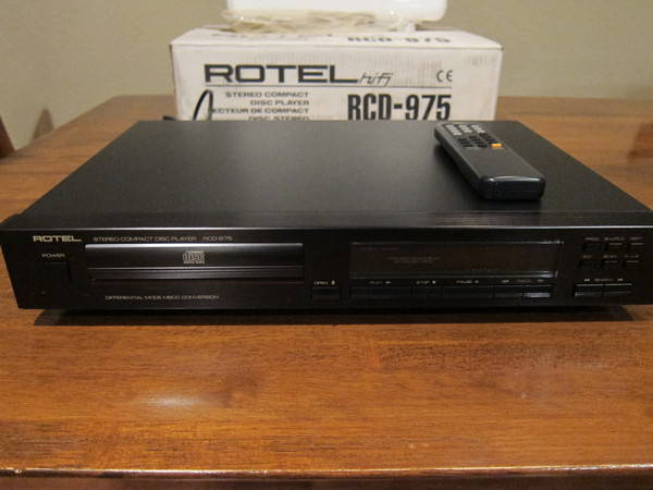 Rotel RCD-975 Price Lowered