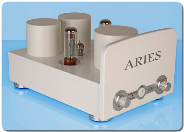 Trafomatic Aries, EL34 SE Integrated Amplifier