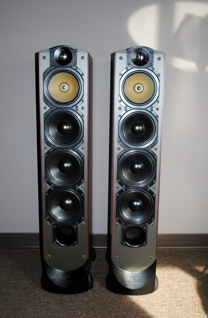 Paradigm Studio 100v3 floorstanding spealers