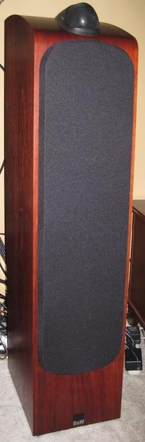Bowers & Wilkins B&W 703 Speakers in Rosenut