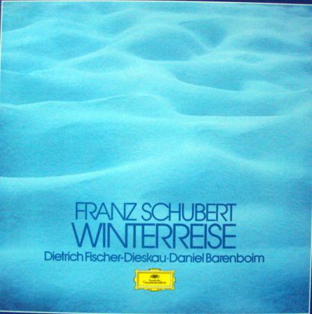DG / Schubert Winterreise, - FISCHER-DIESKAU/BARENBOIM, MINT, 2LP Box Set!