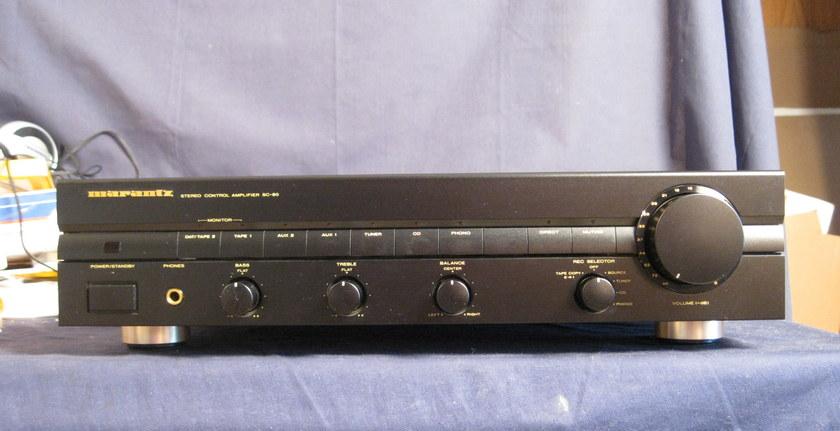 Marantz SC-80 Stereo Preamplifier