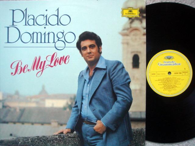 DG / Be My Love, - DOMINGO/LOGES/LSO, MINT!