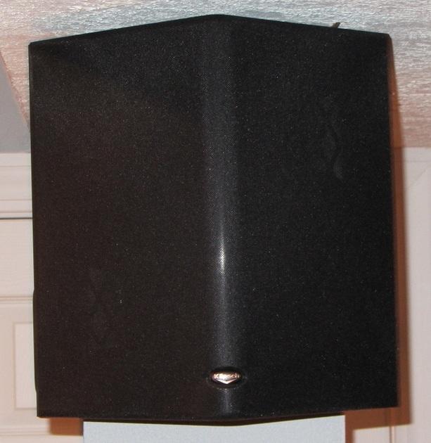 Klipsch RS-52's Surround Speakers