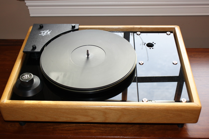 VPI HW-19 Mk 3 Turntable with Armboard cut for Rega or JMW-9