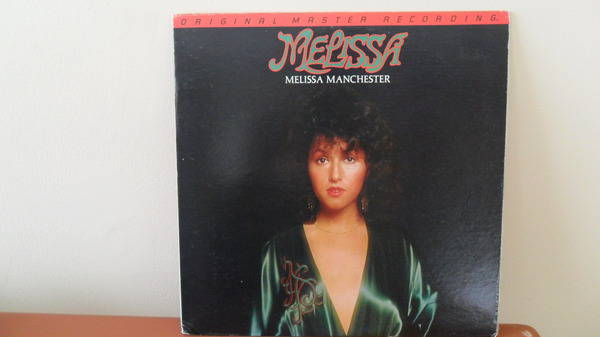 Mobile Fidelity 1/2 - SPEEd: melissa manch ester: melissa; mint minus