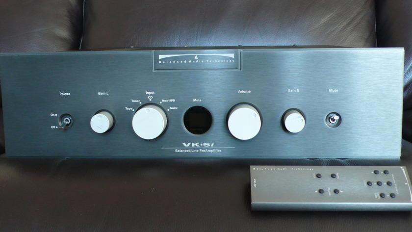 Balanced Audio (BAT) VK-5i used