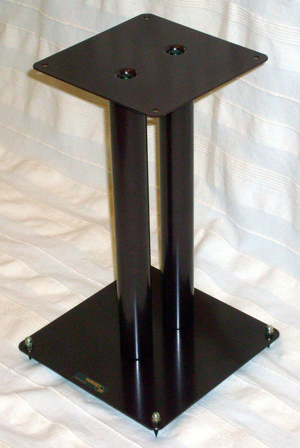 Target FS-40 16in Piano Black All Steel speaker stands